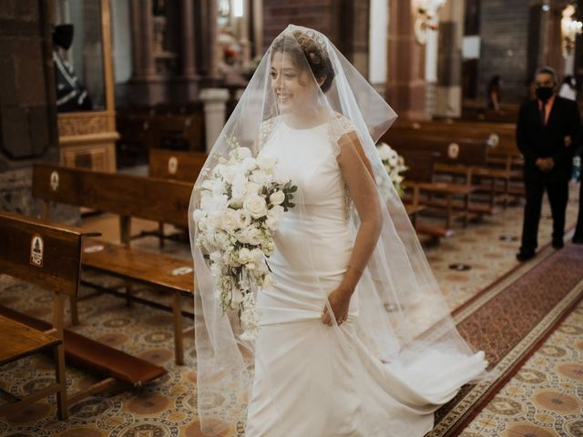 La boda de César y Edith en San Miguel de Allende, Guanajuato 60