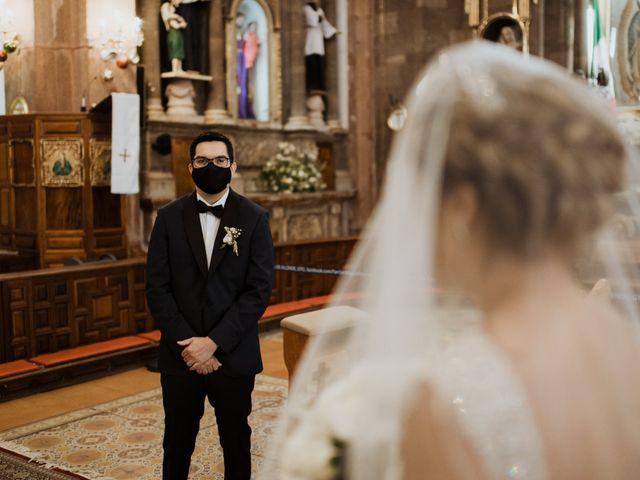 La boda de César y Edith en San Miguel de Allende, Guanajuato 61