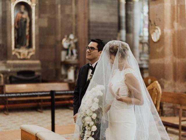 La boda de César y Edith en San Miguel de Allende, Guanajuato 62