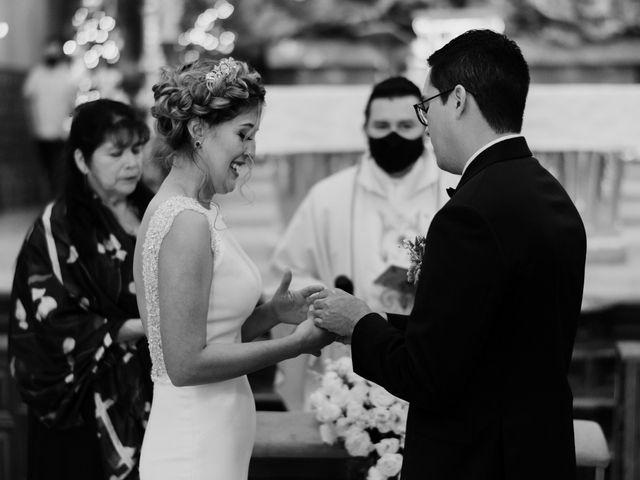 La boda de César y Edith en San Miguel de Allende, Guanajuato 67