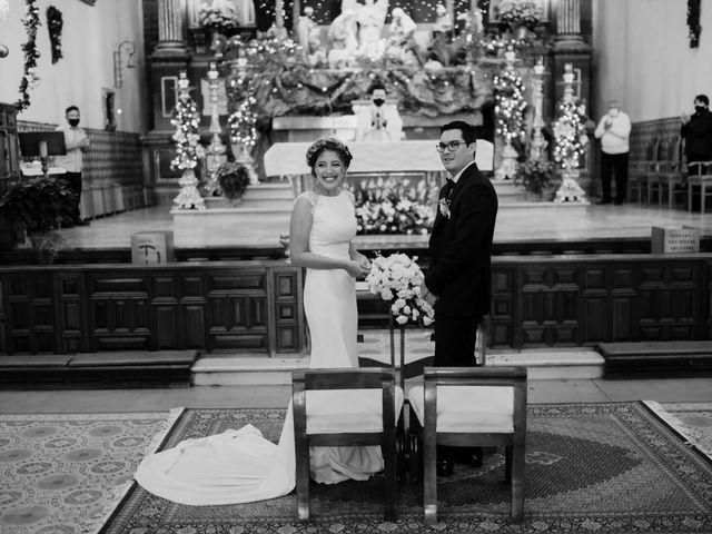 La boda de César y Edith en San Miguel de Allende, Guanajuato 70