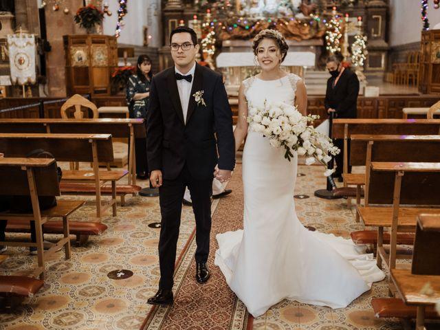 La boda de César y Edith en San Miguel de Allende, Guanajuato 71