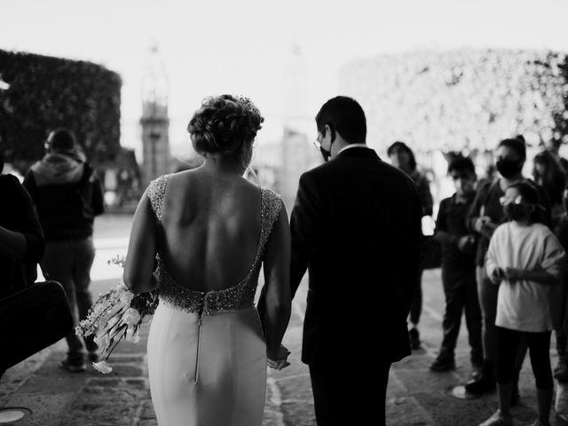 La boda de César y Edith en San Miguel de Allende, Guanajuato 74