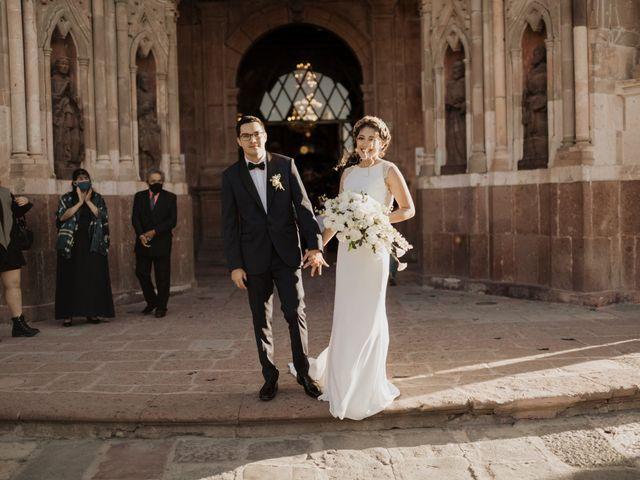 La boda de César y Edith en San Miguel de Allende, Guanajuato 75