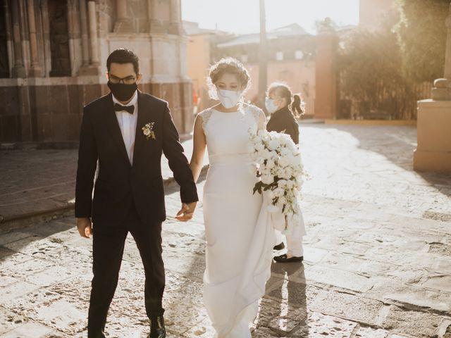 La boda de César y Edith en San Miguel de Allende, Guanajuato 76