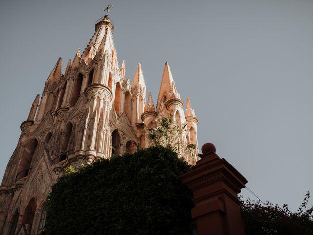 La boda de César y Edith en San Miguel de Allende, Guanajuato 77