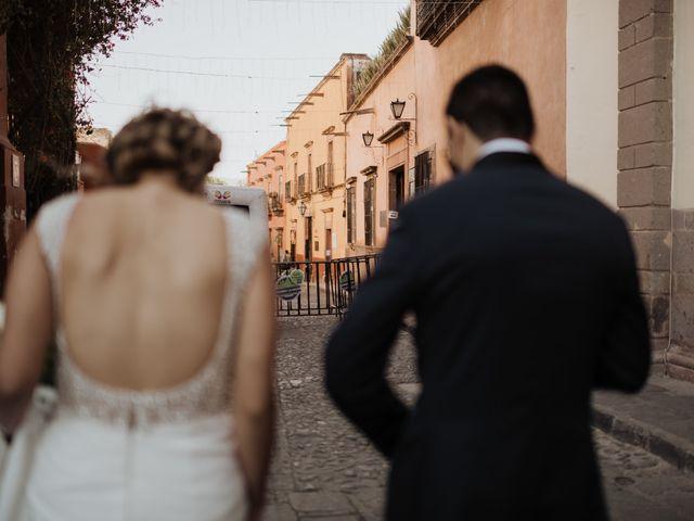 La boda de César y Edith en San Miguel de Allende, Guanajuato 78