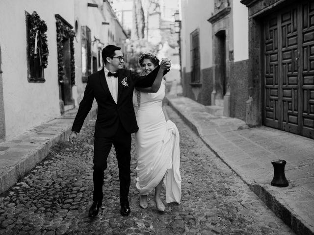 La boda de César y Edith en San Miguel de Allende, Guanajuato 81