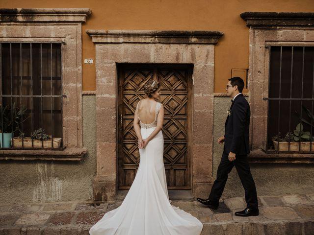 La boda de César y Edith en San Miguel de Allende, Guanajuato 84