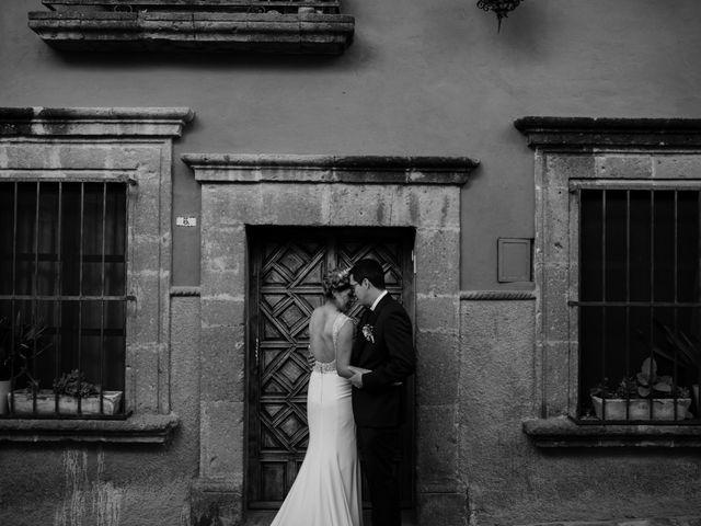 La boda de César y Edith en San Miguel de Allende, Guanajuato 85