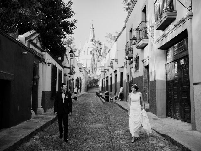 La boda de César y Edith en San Miguel de Allende, Guanajuato 86