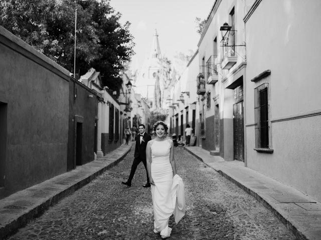 La boda de César y Edith en San Miguel de Allende, Guanajuato 87