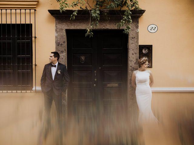 La boda de César y Edith en San Miguel de Allende, Guanajuato 88