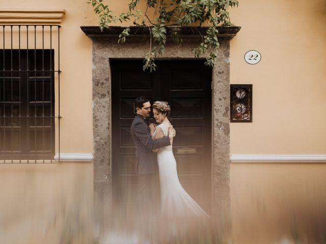 La boda de César y Edith en San Miguel de Allende, Guanajuato 89