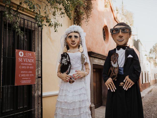 La boda de César y Edith en San Miguel de Allende, Guanajuato 90