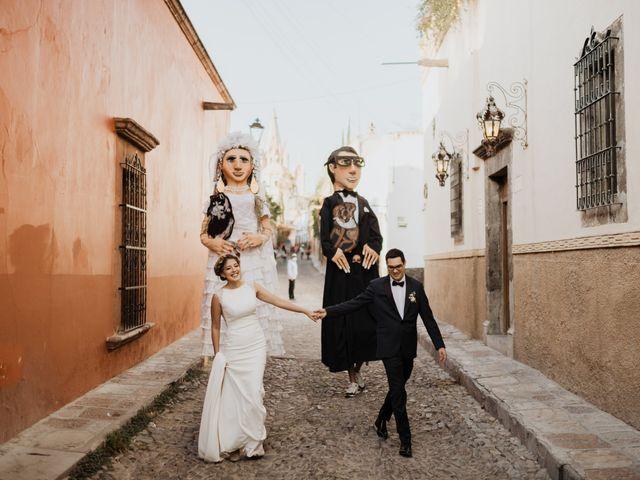 La boda de Edith y César