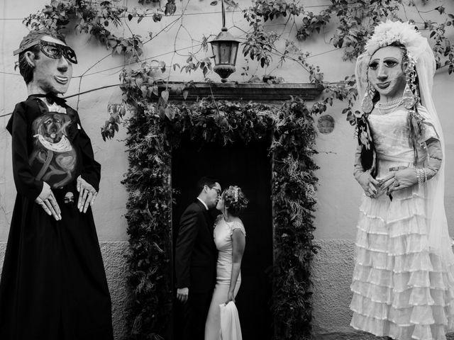 La boda de César y Edith en San Miguel de Allende, Guanajuato 95