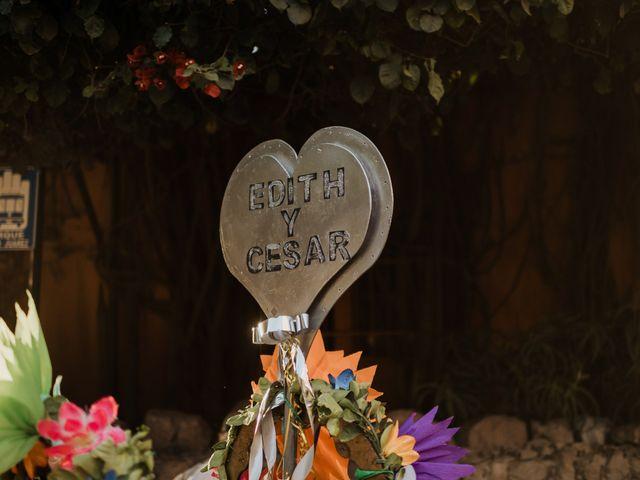 La boda de César y Edith en San Miguel de Allende, Guanajuato 98