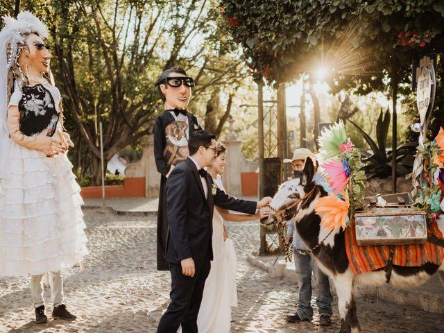 La boda de César y Edith en San Miguel de Allende, Guanajuato 99