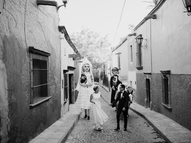 La boda de César y Edith en San Miguel de Allende, Guanajuato 1