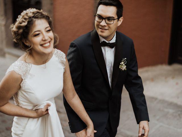 La boda de César y Edith en San Miguel de Allende, Guanajuato 100