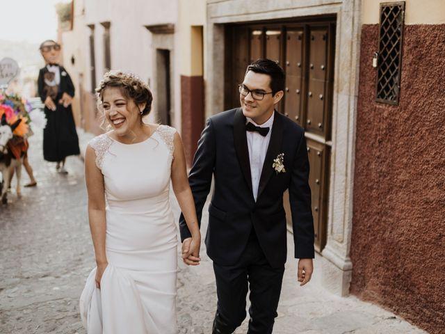 La boda de César y Edith en San Miguel de Allende, Guanajuato 102