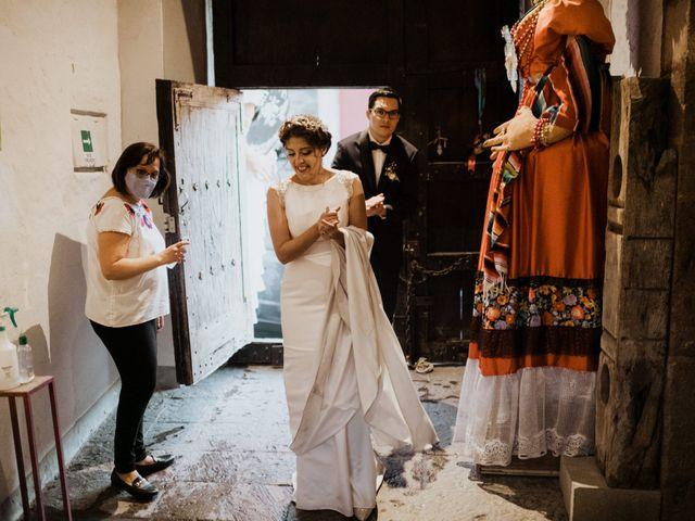 La boda de César y Edith en San Miguel de Allende, Guanajuato 114