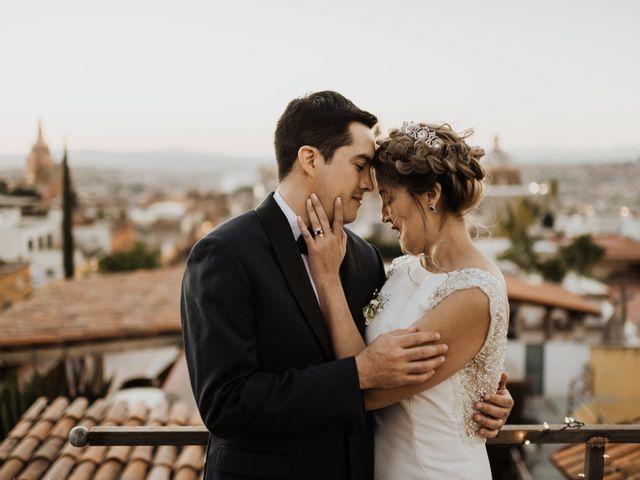 La boda de César y Edith en San Miguel de Allende, Guanajuato 119