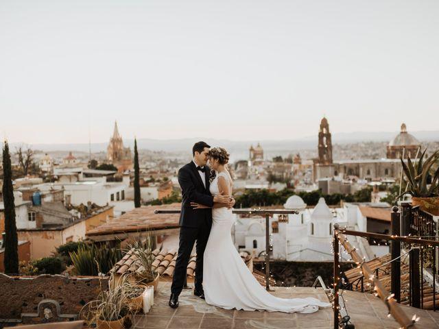 La boda de César y Edith en San Miguel de Allende, Guanajuato 2
