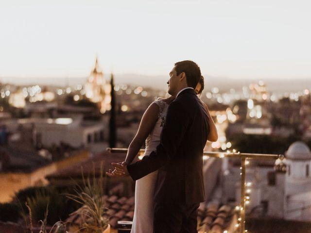 La boda de César y Edith en San Miguel de Allende, Guanajuato 126