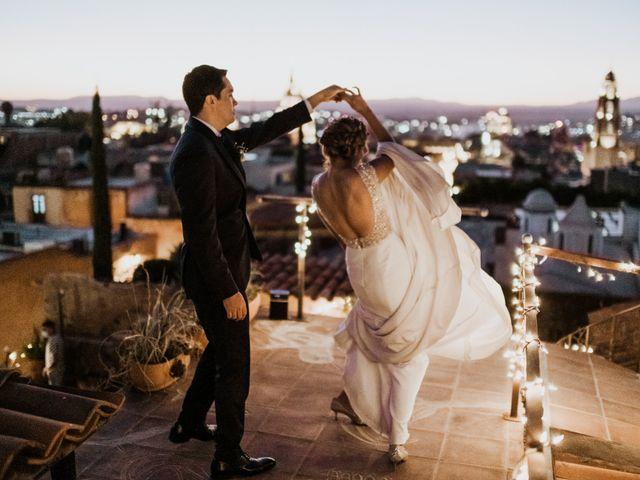La boda de César y Edith en San Miguel de Allende, Guanajuato 132