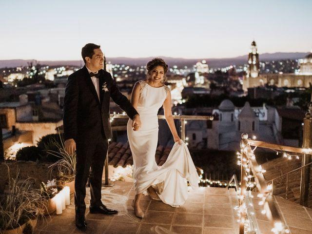 La boda de César y Edith en San Miguel de Allende, Guanajuato 134