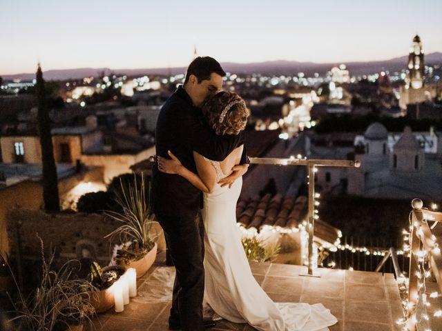 La boda de César y Edith en San Miguel de Allende, Guanajuato 135
