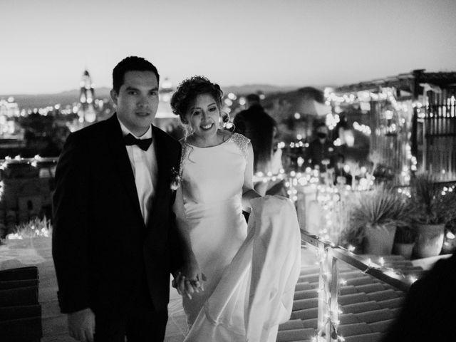 La boda de César y Edith en San Miguel de Allende, Guanajuato 136