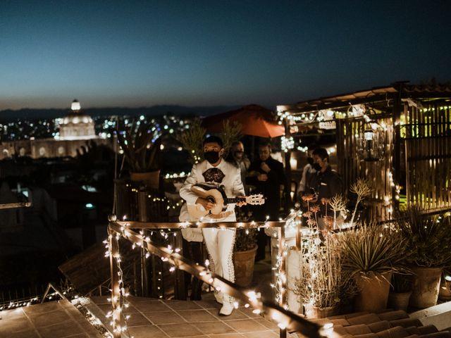 La boda de César y Edith en San Miguel de Allende, Guanajuato 141