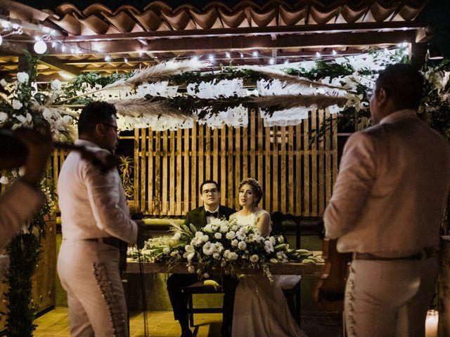 La boda de César y Edith en San Miguel de Allende, Guanajuato 144