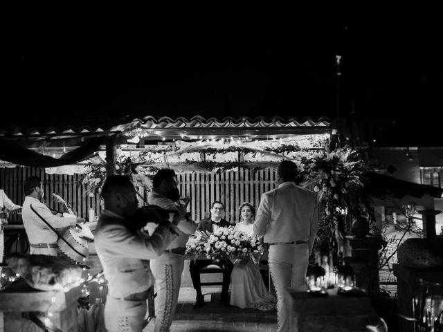 La boda de César y Edith en San Miguel de Allende, Guanajuato 145