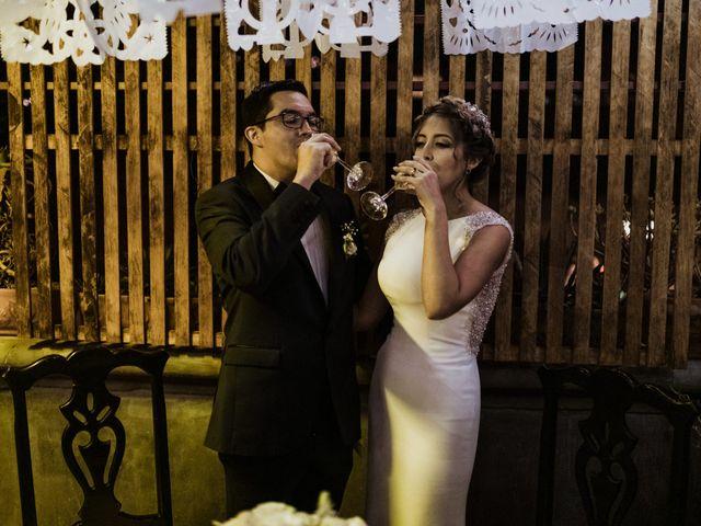 La boda de César y Edith en San Miguel de Allende, Guanajuato 146
