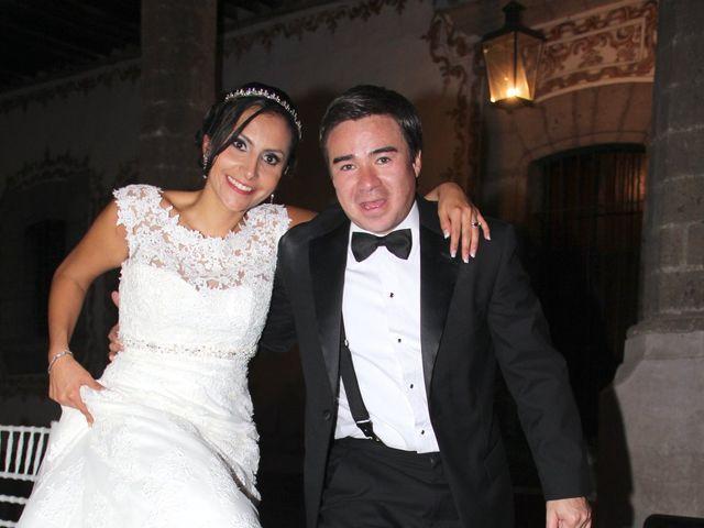 La boda de Flor y Vico