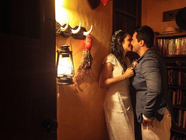 La boda de Cassandre y Alejandro