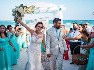 La boda de Ishshah y Beto