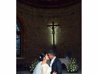 La boda de Janeth  y Daniel  3
