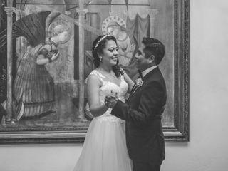 La boda de Cecilia y Edgar