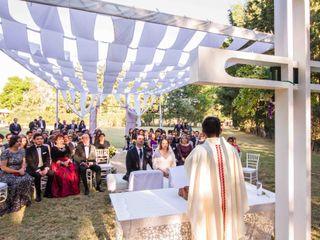 La boda de Fabiola y Jesús 2