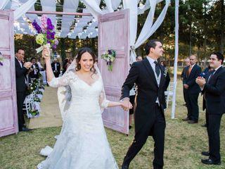 La boda de Fabiola y Jesús 3