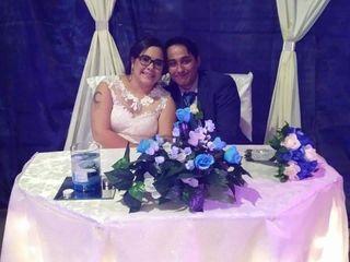 La boda de Roxana y Adrian