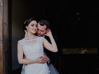La boda de Bety y Rodrigo