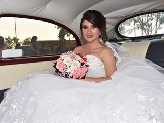 La boda de Gaby y Omar 1