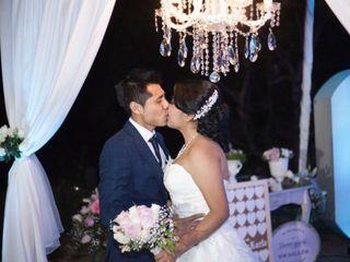 La boda de Karla  y Gerardo  2