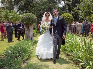 La boda de Ana y Patricio